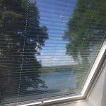 Folienplissee Dachfenster