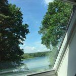Folienplissee Dachfenster Hitzeschutz